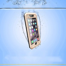 Ip68 Mobile Phone Cover Waterproof Shockproof Phone Case For Iphone 6 4.7Inch