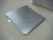 ASTM 99.95% tungsten sheet/plate for sapphire crystal growth