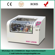 2015 hot type digital shaking incubator with LCD display