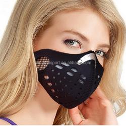 Neoprene Motocross Face Mask Ski Neck Warm Veil Guard Sport Bike Motorcycle Ski Snowboard Masks