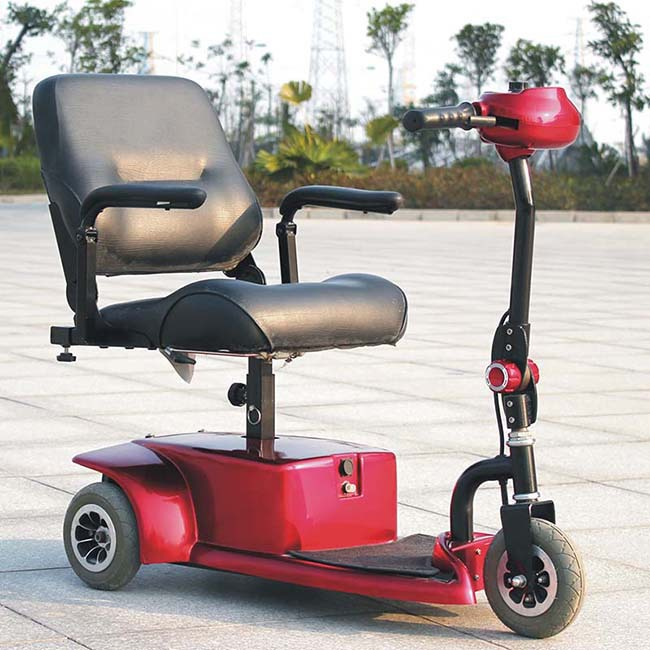 Marshell brand 3 wheel scooter for adult dl24250 1 with ce for 3 wheel motor scooters for adults