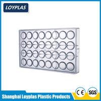 customized PMMA plastic instrument case