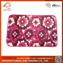 2015 New Style Eco-friendly Non-slip Rubber Floor Mat, Cheap PVC Floor Mat