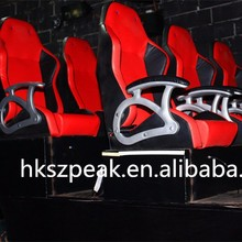 2015 hot sell 5D/7D cinema six riders 5d electric cinema system manufucturer