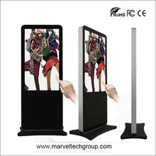 TOP high quality unique design lcd digital signage ad player with optional customized