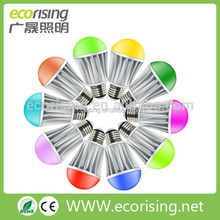 Party Lighting E27 LED RGB 3W 16 Colors LED bulb lights