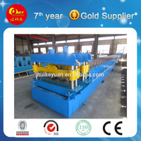 Tiles vending lmachine , glazed roof rolled machinery , cold formed mill