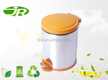 Design step on dustbins for sales