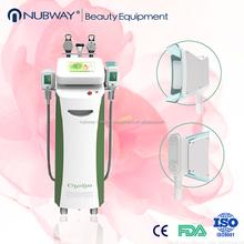 Cryolipolysis slimming machine anti cellulite multifunction 3 max cool shaping