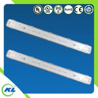UL CE approvals Classical T8 IP65 waterproof lighting fixture