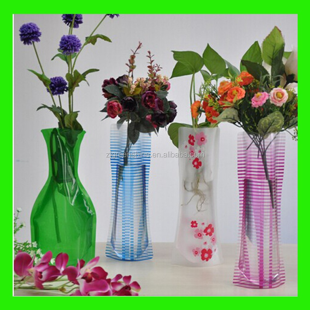 Factory Direct Wholesale Customize Disposable Plastic_60308825648 on Plastic Foldable Vases