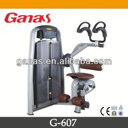 Commercial ab flyer exercise equipment gym equipment G-607/total ab trainer