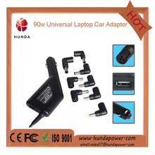 portable universal DC power laptop car charger adapter with usb 5v for mobile phone