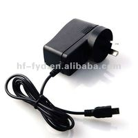 wall type AC DC power adapter 9v 1500ma