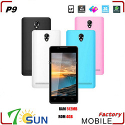 china manufacturer P9 custom android mobile phone