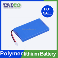 Hot Sale 3.7v 170mah Lithium Polyme Pack Battery For Baby Carrier