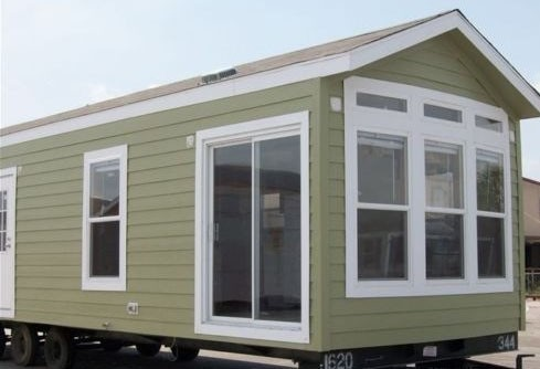 three bedroom house casa prefabricated mobile home use