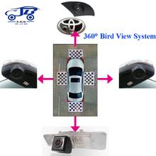 CJB-360B 360 view car camera system dual camera car dvr full hd 1080p car camera