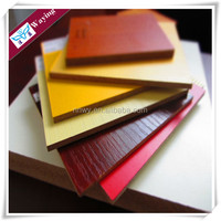 Melamine MDF Board and Plaque for Decorative Wall Panel