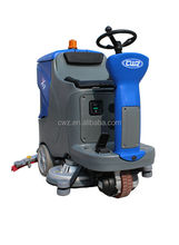 driving type cleaning machine, industrial floor scrubber