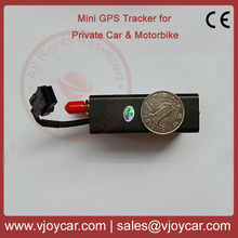 High quality easy use gps tracker for motorbike