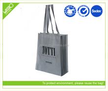 Customized color & printing laminated non woven cloth bag making shopping bag