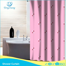 New Design Home Goods Polyester Fabric Shower Curtain