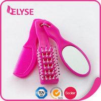 OEM available multifuctional folding hair brush