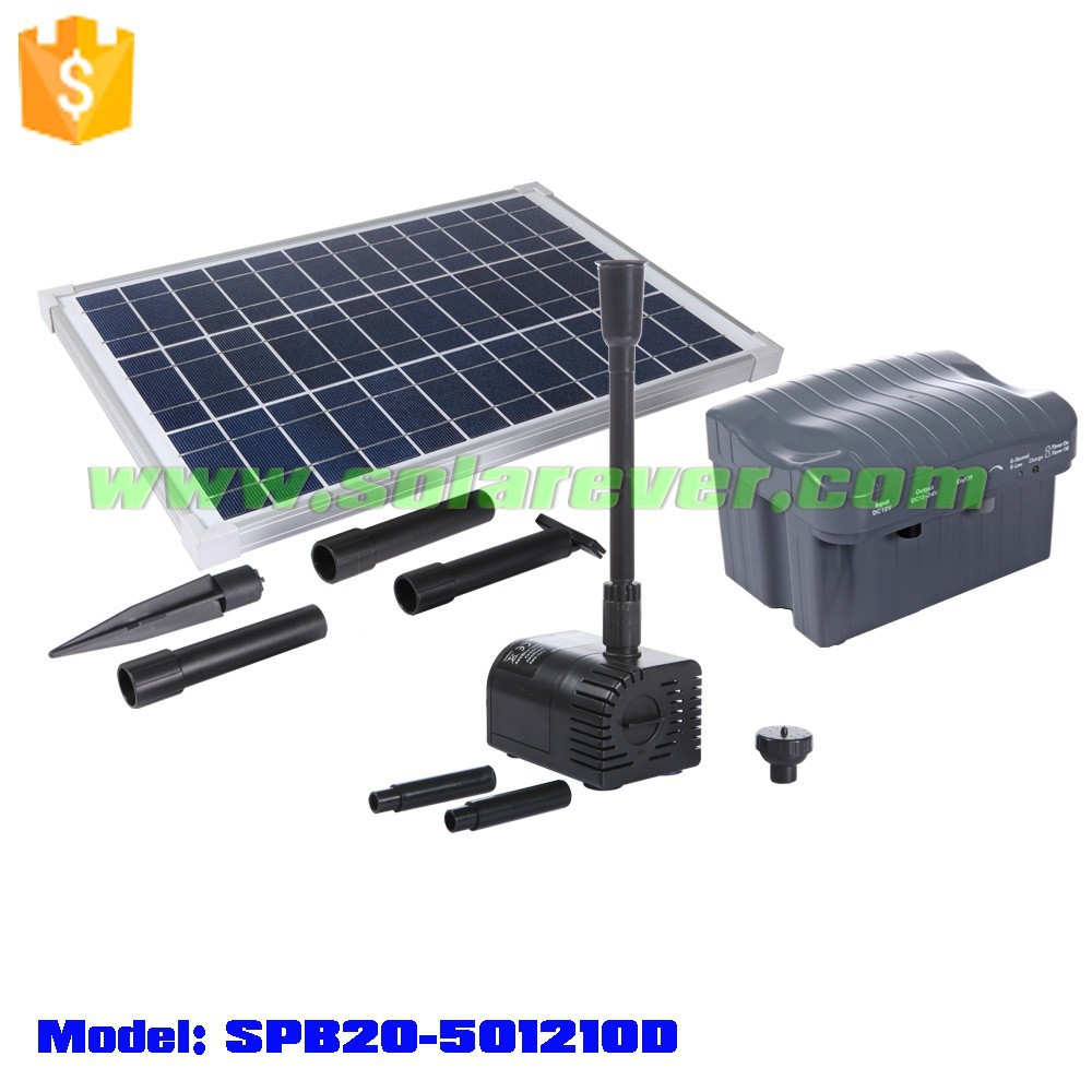 Eco Friendly Solar Pond Pump Garden Supplies Spb20 501210d View Eco Friendly Solar Pond Pump