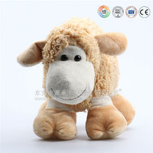 Japanese plush toy sheep plush lamb 2015 chinese new year sheep