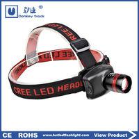 T04 ningbo manufacture light led flashlight head