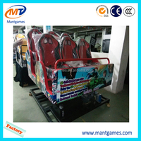 Professional Hydraulic/Electric Mobile 5D Cinema Manufacturer in China
