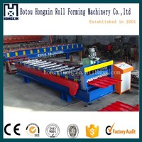 New Design Colored Steel Metal Roof Panels Making Machine with top quality for sale