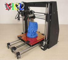 large volume 3d metal printer with making mould ,kit prusa i3 ,cube 3d printer
