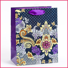 high quality DIY floral candy bag craft paper