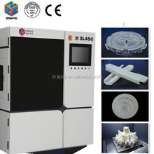 High Precision Zrapid SLA Jewelry 3D Printing Machine / Wax 3D Printer For Jewelry , Promotion Price