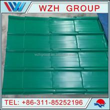 Made in China iron sheet, zinc sheet metal / aluzinc sheet metal roofing