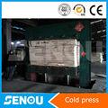 400 toneladas de madera de chapa en frío de prensa pre- máquina de la prensa