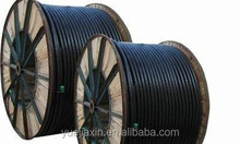 hot 4x95+1x50mm2 0.6/1KV PVC insulation building electrical cable