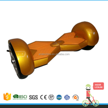 China 2 wheel best self balancing electric scooter mini scooter io hawk china
