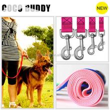Nylon Dog leash / Wholesale Dog Leash/ Custom Print Logo Dog Leash