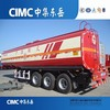 CIMC Tanker Semi-Trailer Widely Shipping Used Tank Trailer Water, Oil, Fuel And Other Liquid