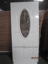 small oval high definition cut out door,residential door