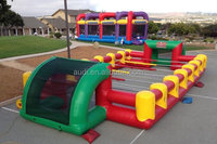2014 hot sale inflatable human foosball