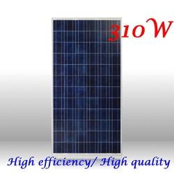 20w solar panel price per watt monocrystalline silicon solar panel solar Module production line 300W poly