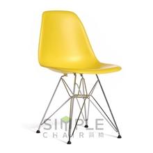 Muebles para el hogar silla de plástico