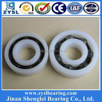 Skateboard Wheel Plastic Ball Bearing 6204 6205 with high quality