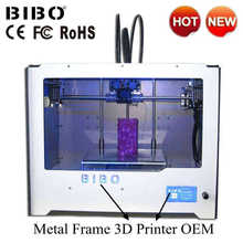 Promotion Now!!!Bibo Office Metal 3D Printer Machine, Best 3D Printer Made in China
