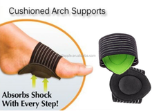Cushioned Foot Arch Support Sole Angel Shock Absorbing Unisex Fit All HA00521