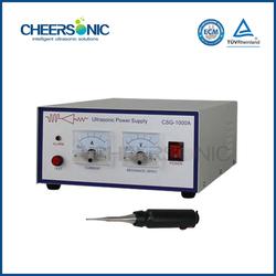 ultrasonic metal welder/ battery spot welding machine for lithium ion battery tab welding HW28-W500